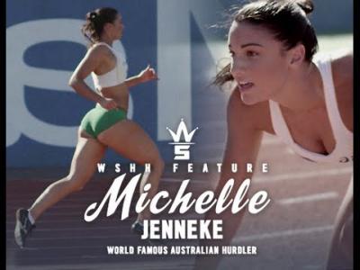 Michelle Jenneke, nouvelle vidéo