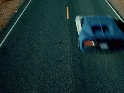 La Bugatti Chiron affronte la Vallée de la Mort