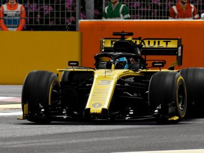 F1 2019 : le trailer in game de la simulation Codemaster