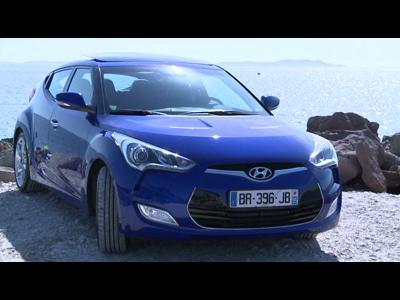 Essai Hyundai Veloster 1.6 GDI 140 Premium