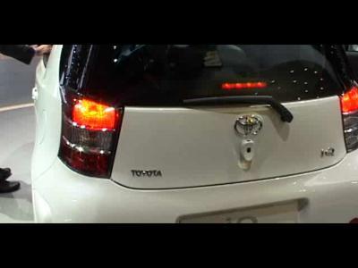 Reportage Toyota iQ