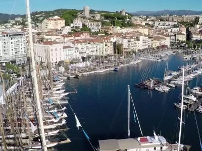 A bon port [S07E06] Panerai Régates Royales de Cannes 2015 #3