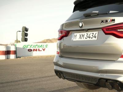 BMW X3 M : la vidéo officielle de présentation de sa version Compétition