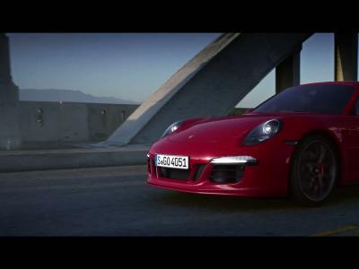 Porsche 911 GTS (type 991)