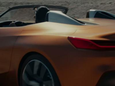 BMW Z4 Concept : le séduisant roadster dévoilé avant Pebble Beach