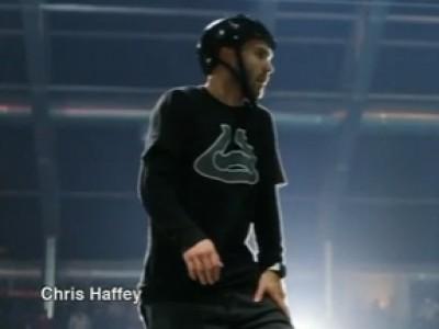 Chris Haffey, l'homme qui saute plus loin que Taig Khris