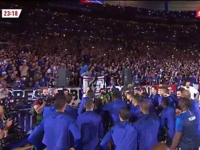Souvenir : quand le Stade de France chantait la gloire de N'Golo Kanté après la Coupe du Monde