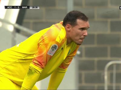 Amical - Accrington Stanley FC - OM : le premier but en vidéo !