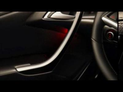 Nouvelle Opel Astra habitacle hi-tech