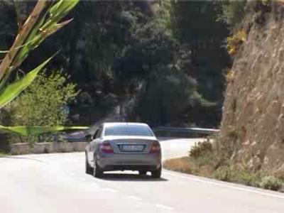 Essai Mercedes C320 CDI