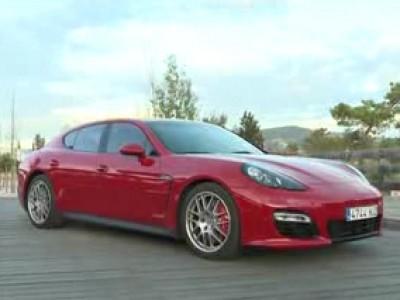 Essai Porsche Panamera GTS