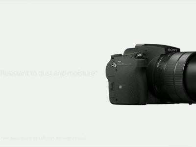 Sony RX10 IV : vidéo officielle de présentation
