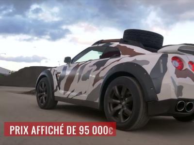 Nissan GT-R Offroad : le projet de Classic Youngtimers Consultancy en vidéo