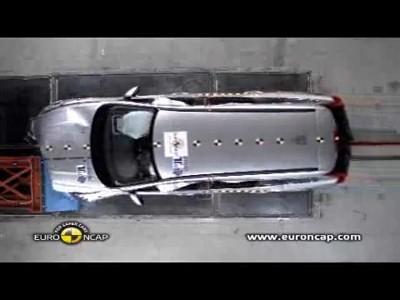 Crash Tests : Volvo V60