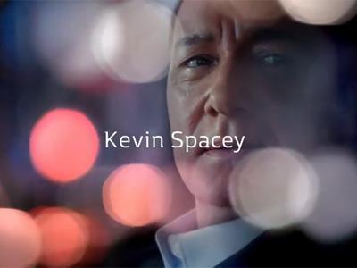 Kevin Spacey à bord du nouveau Renault Espace