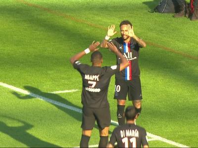 Amical - Le cassage de reins de Neymar, le PSG déroule