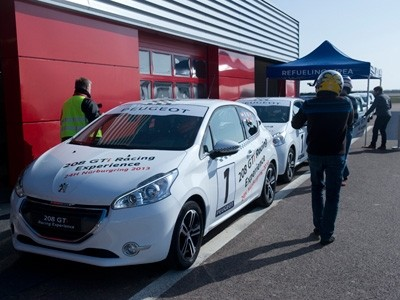 La Peugeot 208 GTi Racing Experience a choisi ses pilotes