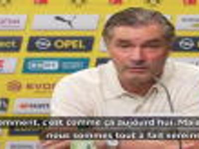 Borussia Dortmund - Zorc nie les spéculations quant à un départ de Favre
