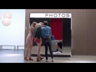 Marc Jacobs se déshabille pour Coca Cola Light
