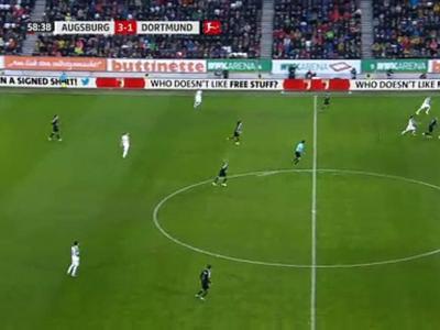 Bundesliga : 3 min et déjà un but pour le phénomène Haaland !