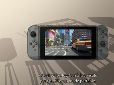 Nintendo Switch : les points forts de la console selon Nintendo (VOST)