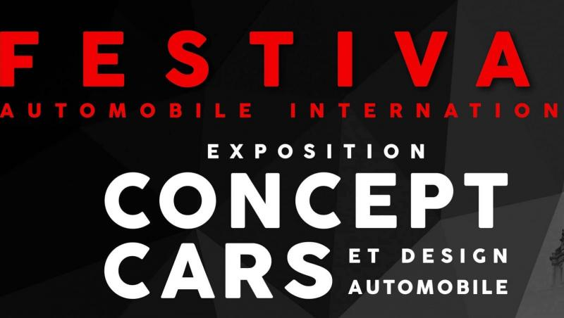 Festival Automobile International 2020 : les modèles de l'expo Concept Car
