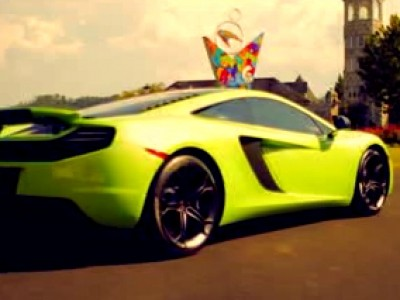 Une McLaren MP4-12C unique en son genre