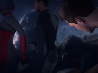 Mass Effect Andromeda - bande annonce de lancement (VF)