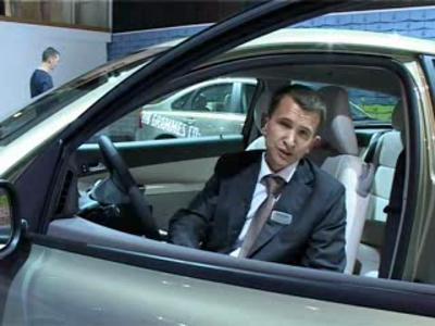 Interview Volvo DRIVe