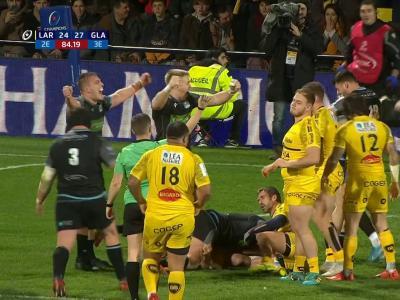 La Rochelle - Glasgow : résumé du match