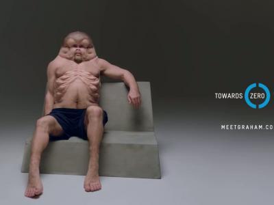 Voici le corps parfait pour survivre à n'importe quel accident de la route