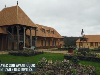 La Groirie, ou l'art de vivre dans une demeure historique au Mans