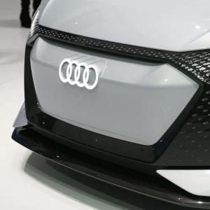 Francfort 2017 : Audi Aicon Concept