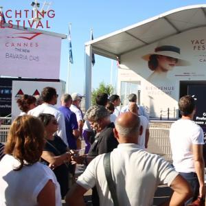 #1 Ouverture du Salon du Cannes Yachting Festival 2018
