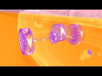Le KERS à volant moteur expliqué par Volvo