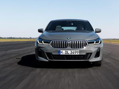 BMW Série 6 Gran Turismo 2020 : le restylage en vidéo
