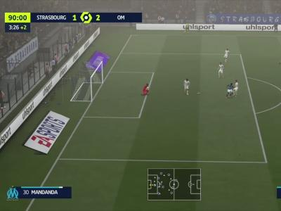 RC Strasbourg - OM : notre simulation FIFA 21 (L1 - 10e journée)