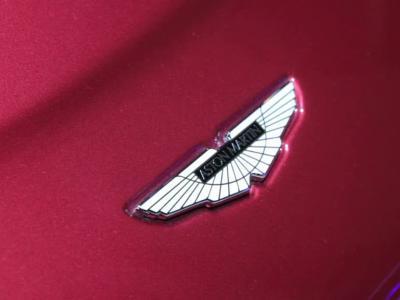 Mondial Auto 2014 : Aston Martin V12 Vantage S Roadster