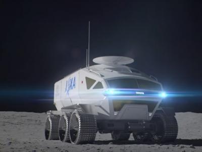 Le rover lunaire à hydrogène de Toyota en vidéo