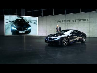 Les performances de la BMW i8 expliquées en une vidéo