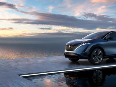 Nissan Ariya : le concept de SUV 100% électrique en vidéo