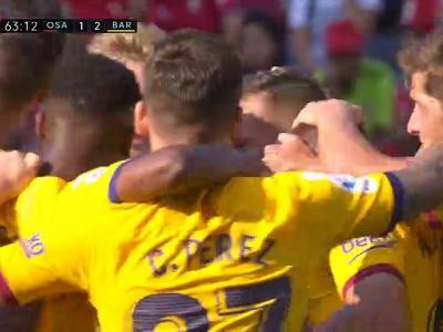 La Liga - Fati, seule éclaircie d'un triste Barça