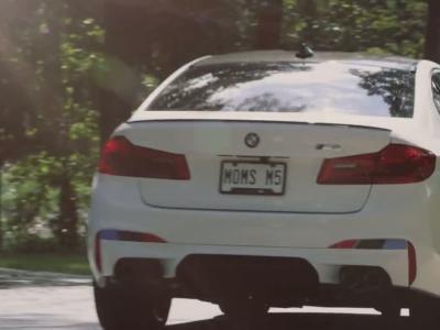 La M5 de maman : une pub anti-sexisme signée BMW