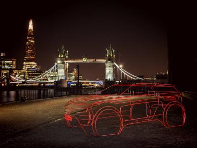 Range Rover Evoque : la présentation en direct vidéo