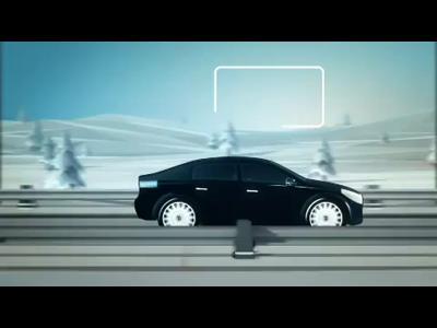 Un détecteur d'animaux sur le prochain Volvo XC90 (vidéo)