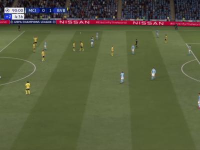 Manchester City - Borussia Dortmund : notre simulation FIFA 21 (1/4 de finale aller de Ligue des Champions)