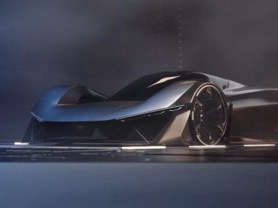 Ford Mustang Vision 001 (2030) : l'hypercar d'Ankit Ukil en vidéo