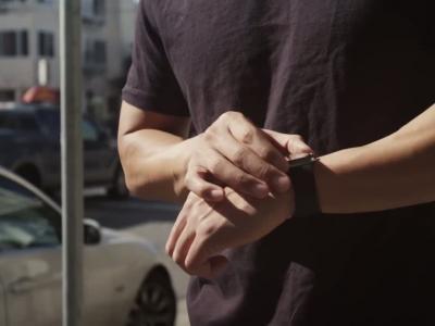 PowerWatch : présentation vidéo de la montre connectée
