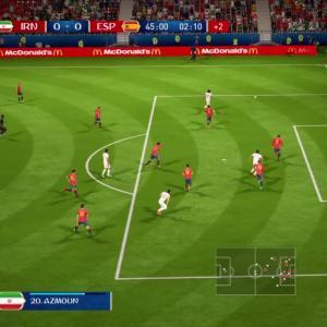 Iran - Espagne : notre simulation sur FIFA 18