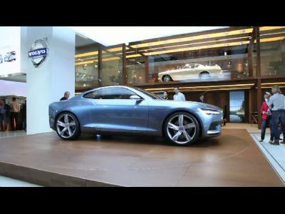 Francfort 2013 - Volvo Concept Coupé